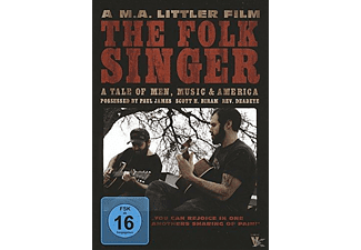 The Folk Singer [DVD + CD]