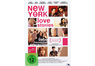 New York Love Stories [DVD]