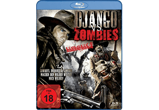 Django Vs. Zombies - (Blu-ray)
