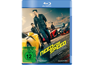 Need for Speed - (Blu-ray)