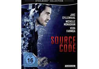 Source Code (Steelbook Edition) [Blu-ray]