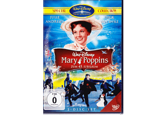 Mary Poppins Kinder DVD