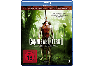 Cannibal Inferno - (Blu-ray)