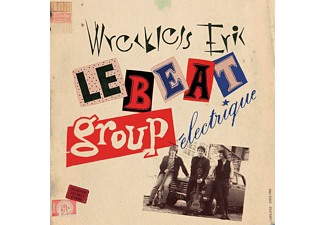 Wreckless Eric - Le Beat Group Électrique - (CD)