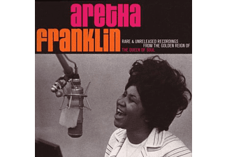 Aretha Franklin - Rare & Unreleased Recordings from the Golden Reign of the Queen of Soul (CD)
