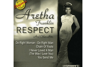 Aretha Franklin - Respect & Other Hits (CD)