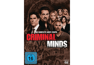 Criminal Minds - Staffel 8 [DVD]