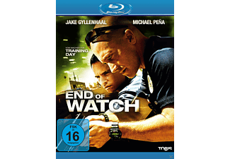 End of Watch Krimi Blu-ray