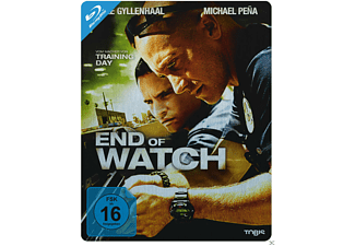 End of Watch (Steelbook Edition) [Blu-ray]
