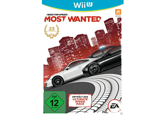 Need for Speed: Most Wanted [Nintendo Wii U]