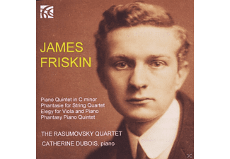 Dubois Catherine, The Rasumovsky Quartet - Kammermusik - (CD)