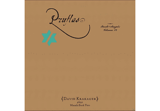 David Krakauer - Pruflas - Book Of Angels Volume 18 - (CD)