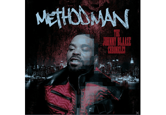 Method Man - The Johnny Blaze Chronicles [CD]