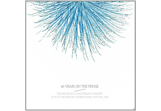 Fringe - 40 Years On The Fringe - (CD)