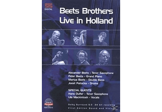 The Beets Brothers - Live In Holland - (CD)