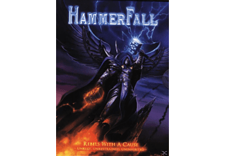Hammerfall - Rebels With A Cause - Unruly, Unrestrained, Uninhibited - (DVD + CD)