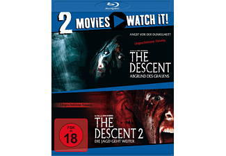 The Descent - Teil 1 & 2 - (Blu-ray)