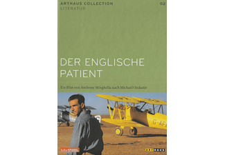 DER ENGLISCHE PATIENT (ARTHAUS COLLECTION LITERATU [DVD]