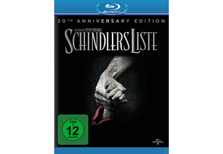 Schindlers Liste - (Blu-ray)