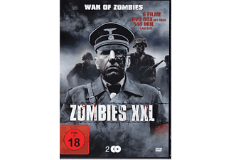 Zombies XX-War Of Zombies (6 Filme-560 Minuten) - (DVD)