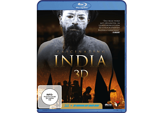 Fascinating India [3D Blu-ray (+2D)]