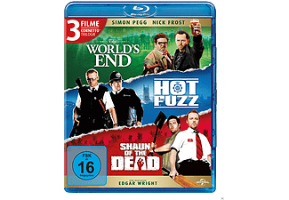 Cornetto Trilogy - (Blu-ray)