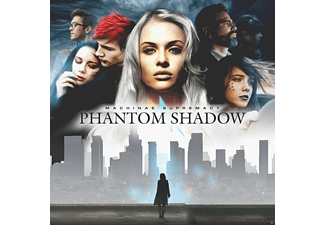 Machinea Supremacy - Phantom Shadow [CD]