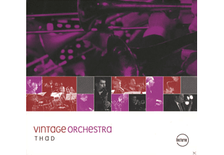 Vintage Orchestra - Thad - (CD)
