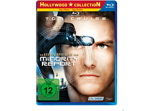Minority Report Action Blu-ray