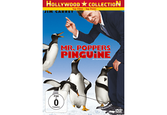 Mr. Poppers Pinguine [DVD]