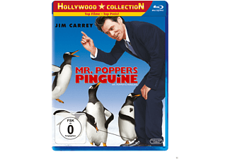 Mr. Poppers Pinguine Hollywood Collection [Blu-ray]