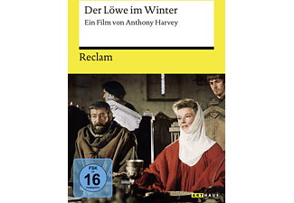 Der Löwe im Winter (Reclam Edition) [DVD]