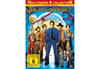 Nachts im Museum 2 - Hollywood Collection [DVD]