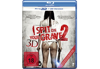 I Spit on your Grave 2 - (3D Blu-ray)