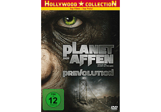 Planet der Affen - Prevolution [DVD]