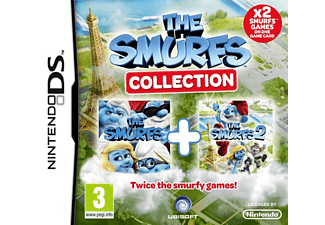 The Smurfs 1 & 2 Collection DS