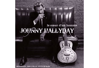 Johnny Hallyday - Coeur D'un Homme (CD)