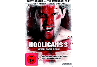 Hooligans 3 - Never back down [DVD]