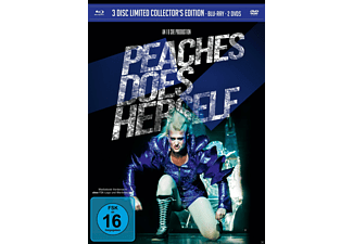 Blu-Ray-Disc - Peaches Does Herself (Limited Mediabook Edition) - (Blu-ray + DVD)