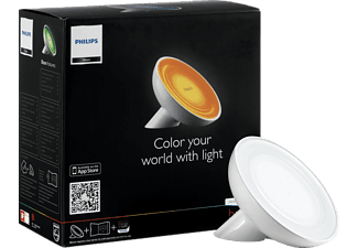 PHILIPS Hue Living Colors Bloom, Bloom-Farbwechselleuchte, 8 Watt