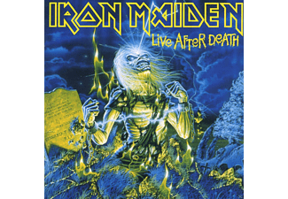 Iron Maiden - Live After Death - (CD EXTRA/Enhanced)