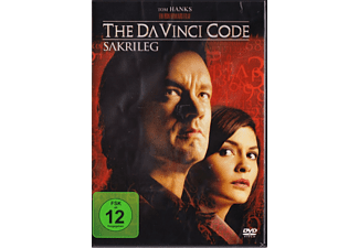 The Da Vinci Code - Sakrileg - (DVD)
