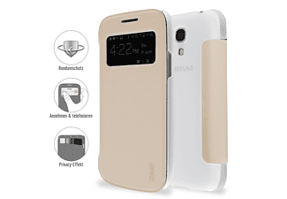 ARTWIZZ 4371-1198 SmartJacket® Preview, Backcover, Galaxy S4 mini, Gold
