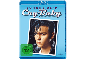 Cry Baby - (Blu-ray)