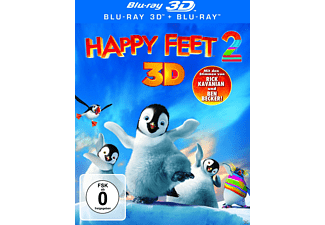 Happy Feet 2 [3D Blu-ray]