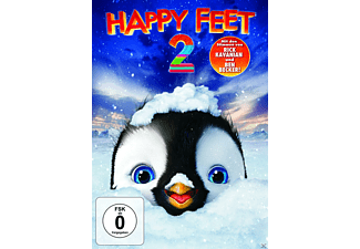 Happy Feet 2 - (DVD)