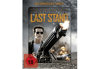 The Last Stand (Limited Uncut Hero Pack) [Blu-ray]