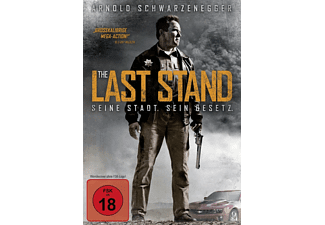 The Last Stand - Uncut Edition Action DVD