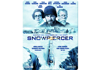 Snowpiercer (Steelbook Edition) [Blu-ray + DVD]