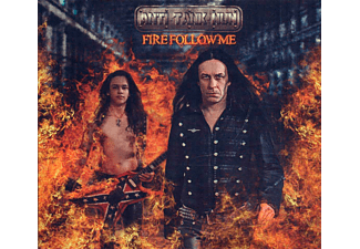 Anti Tank Nun - Fire Follow Me [CD]